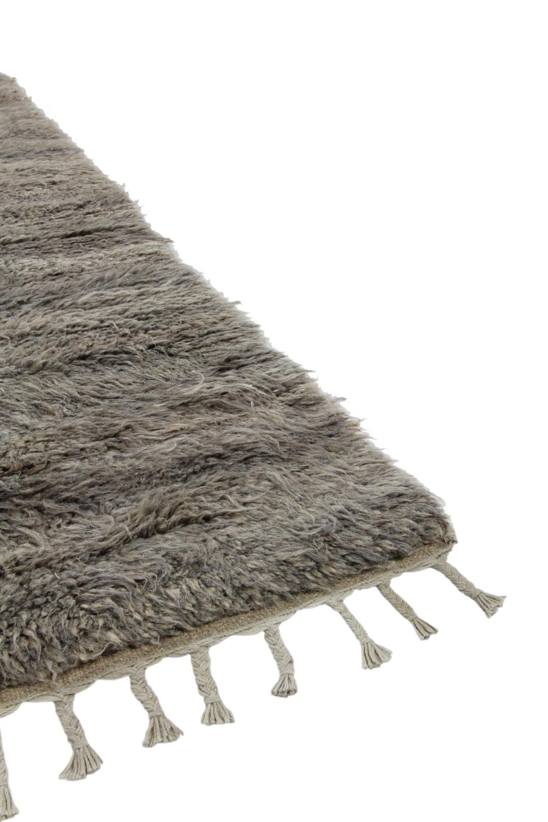Vloerkleed Brinker Afghano Grey | 240 x 340 cm