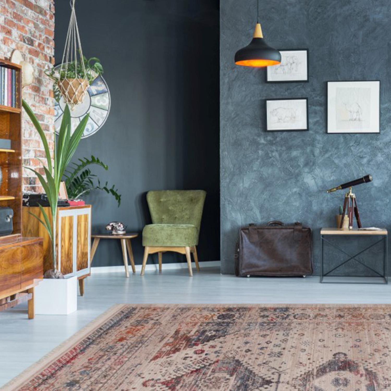 Vloerkleed Lalee Home Vintage 703 Multi | 120 x 170 cm