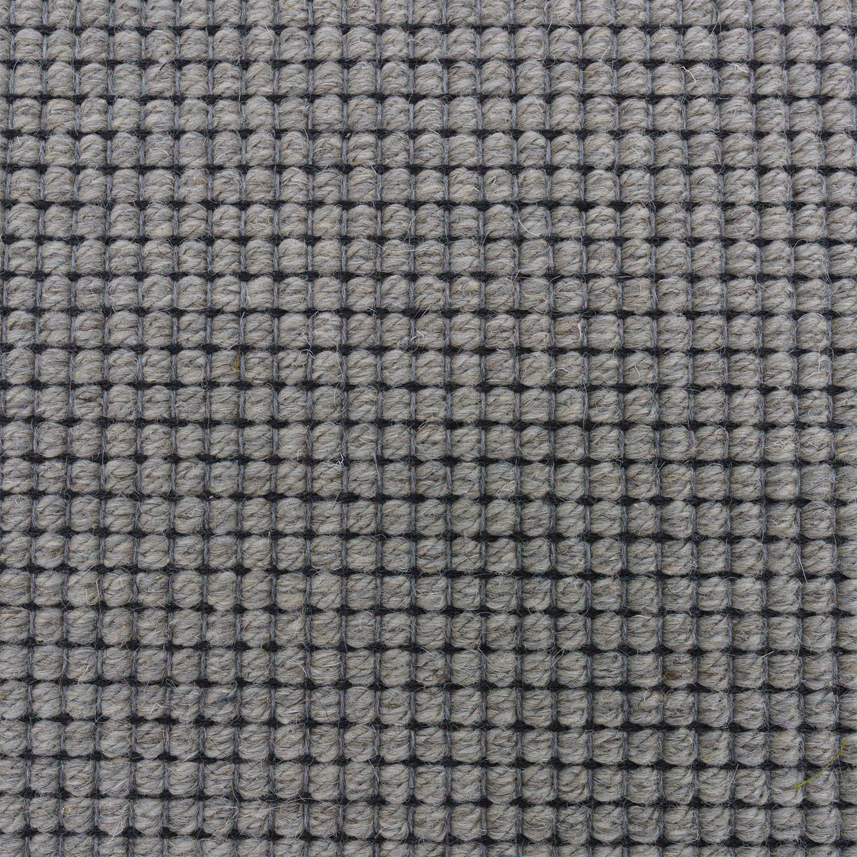 Vloerkleed Xilento Grande Wol Zilver