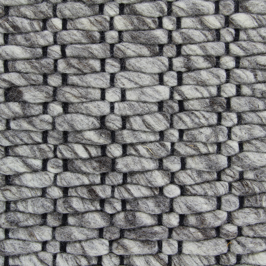Vloerkleed Brinker Skana Grey | 170 x 230 cm