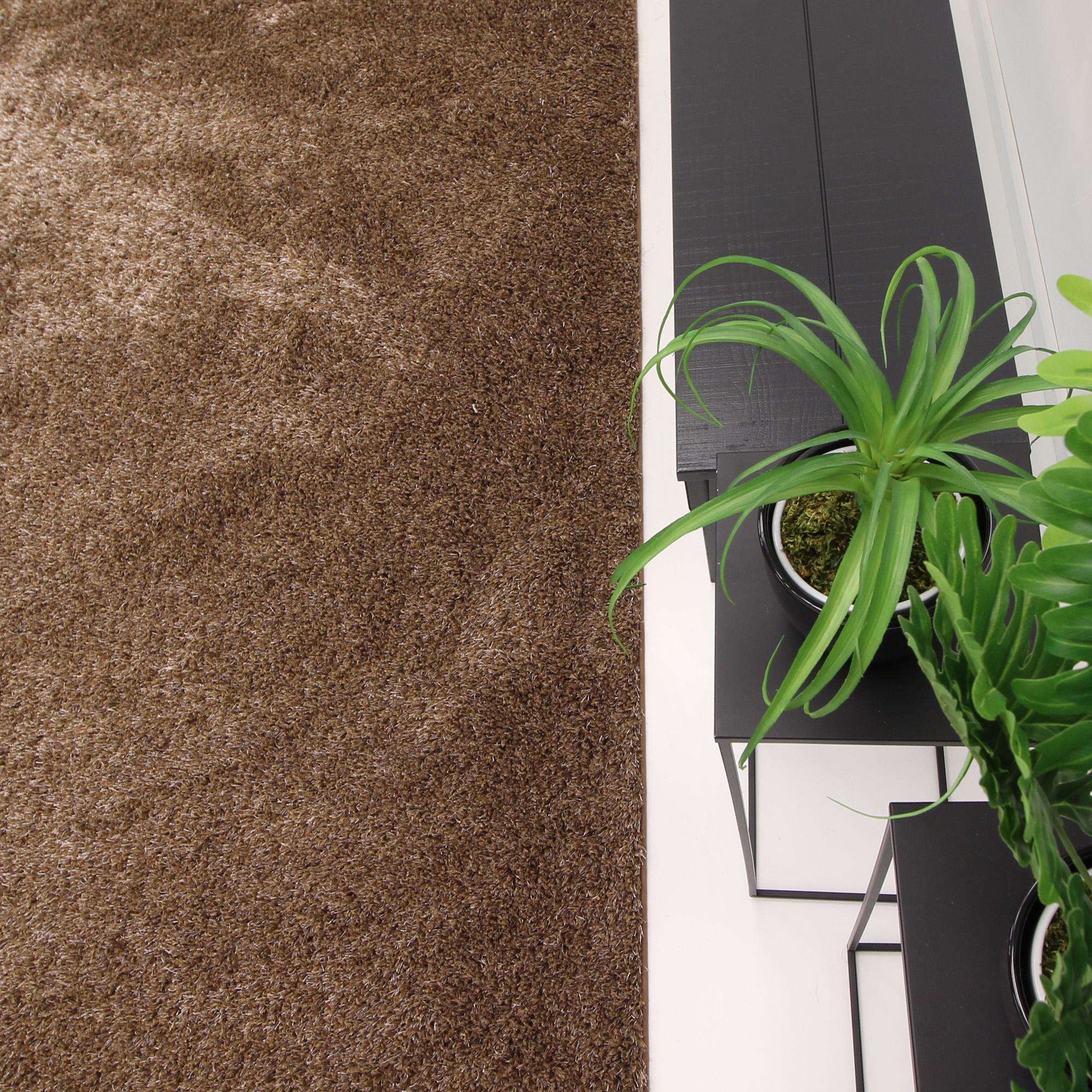 Vloerkleed Xilento Spider Browny | 170 x 230 cm