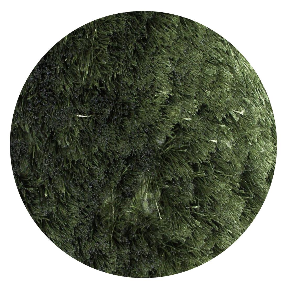 Rond Vloerkleed Four Seasons Olive