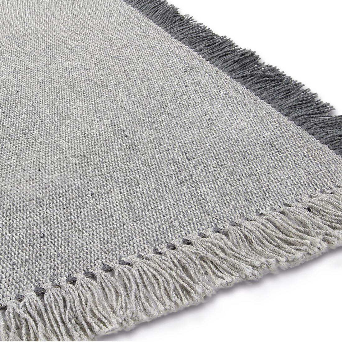 Vloerkleed Brinker Barrax Grey | 170 x 230 cm