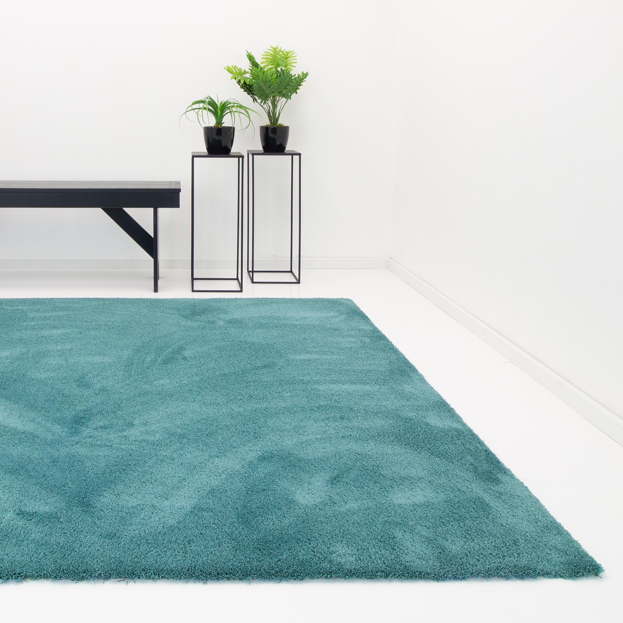 Vloerkleed Xilento Amazing Aqua | 200 x 300 cm