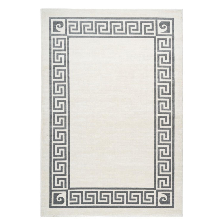 Vloerkleed Lalee Pierre Cardin Paris 501 Silver | 80 x 150 cm