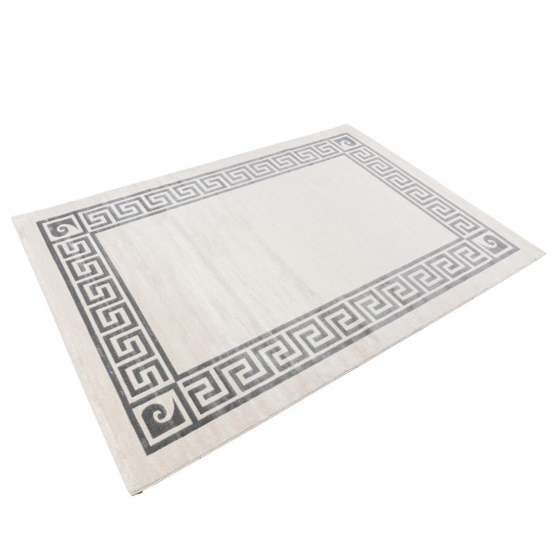 Vloerkleed Lalee Pierre Cardin Paris 501 Silver | 160 x 230 cm