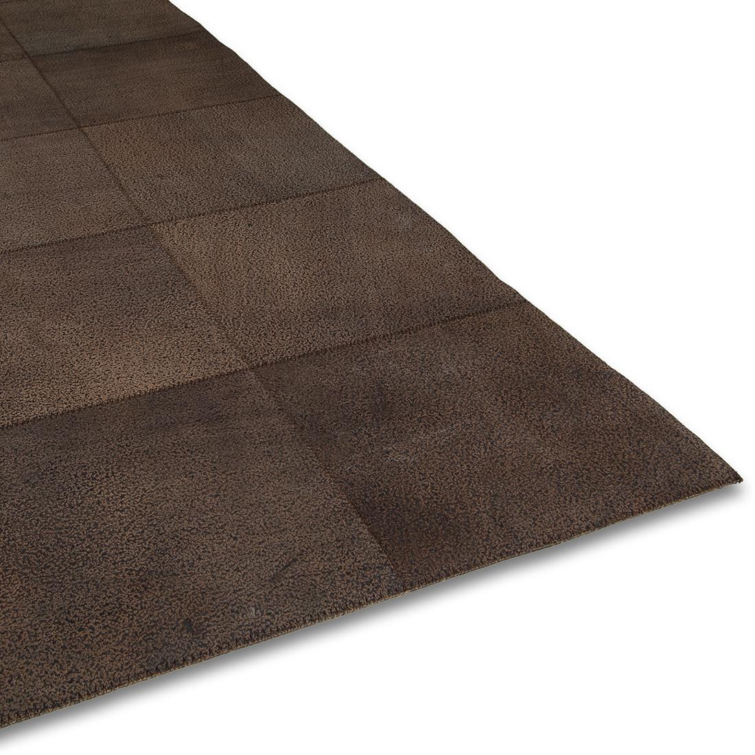 Vloerkleed Brinker Rosso Brown | 170 x 230 cm