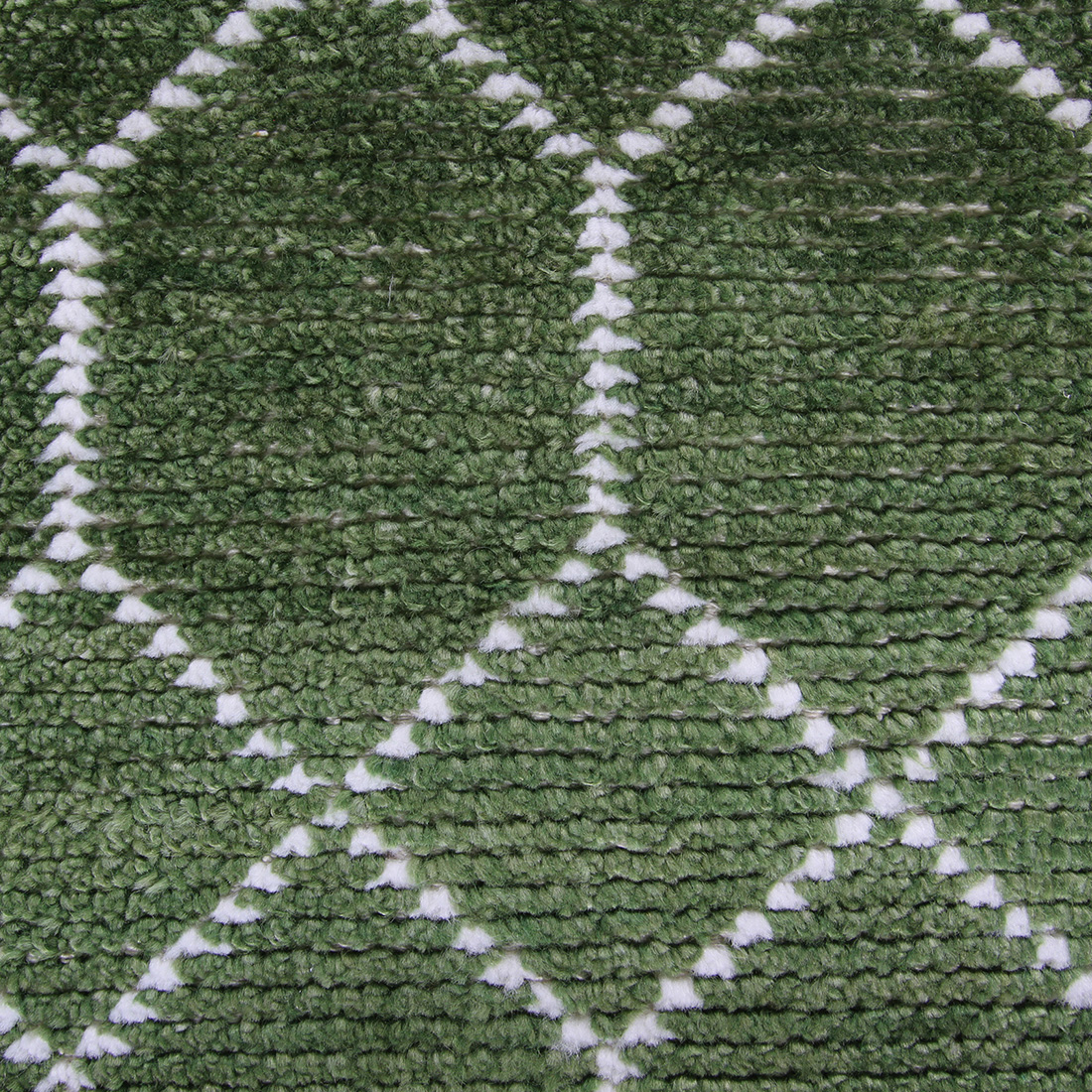 Vloerkleed Brinker Laatz Army Green | 240 x 340 cm