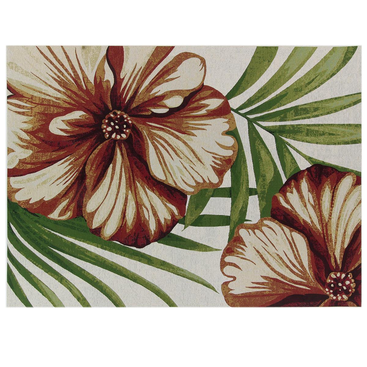 Vloerkleed Brinker Nature Flower | 160 x 230 cm