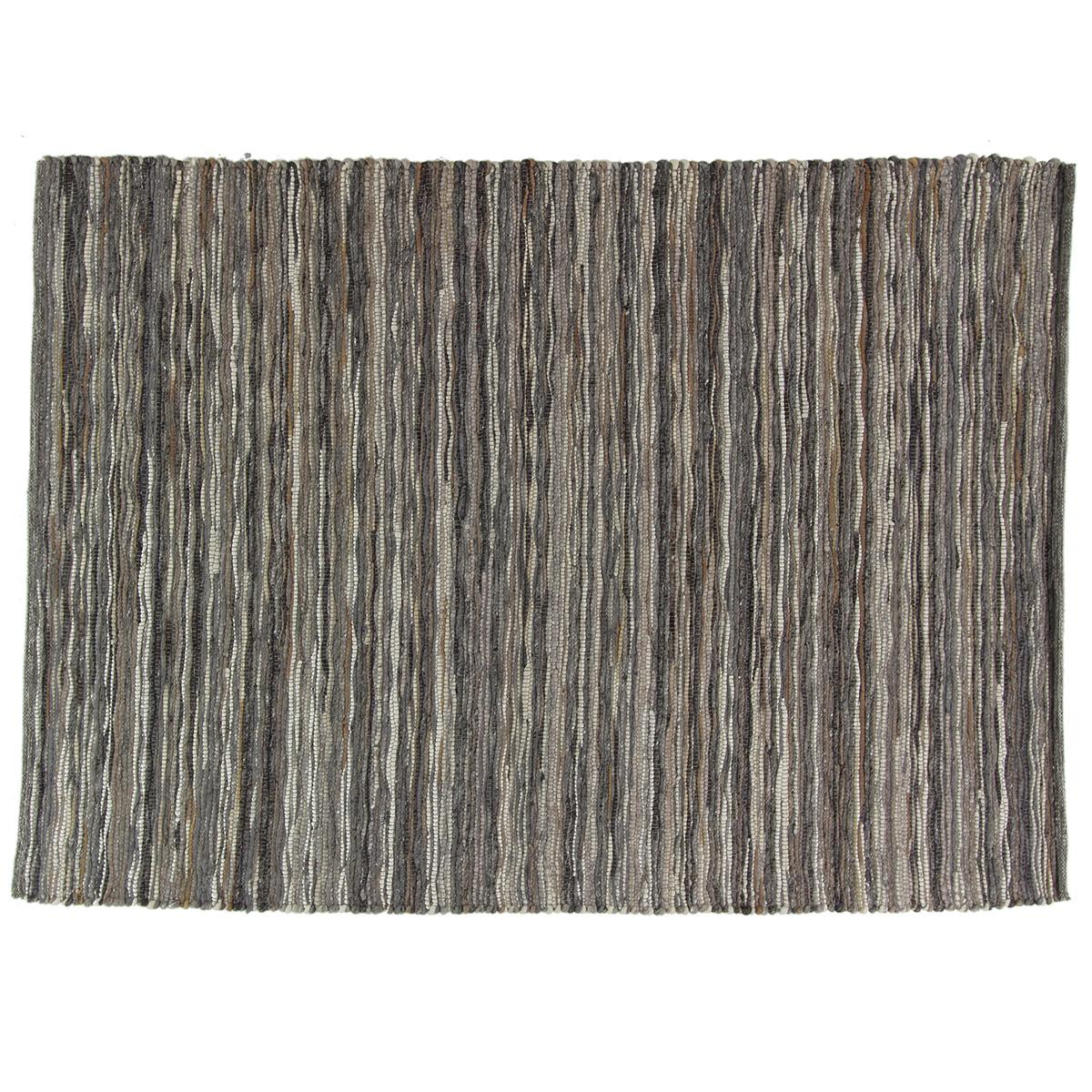 Vloerkleed Brinker Felix Grey Multi | 160 x 230 cm
