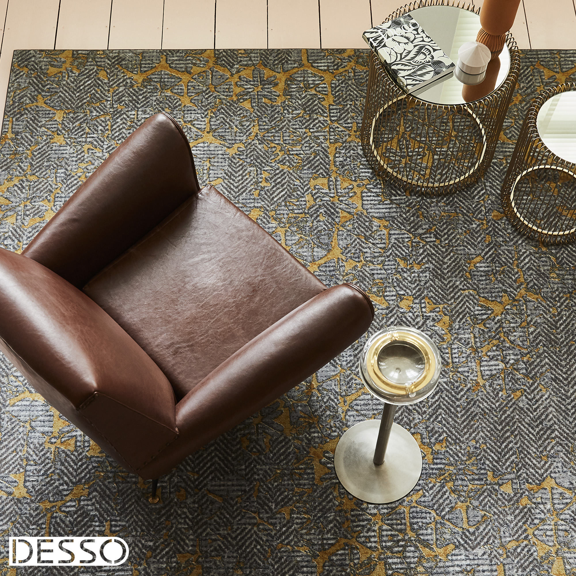 Vloerkleed Desso Art Deco 9533