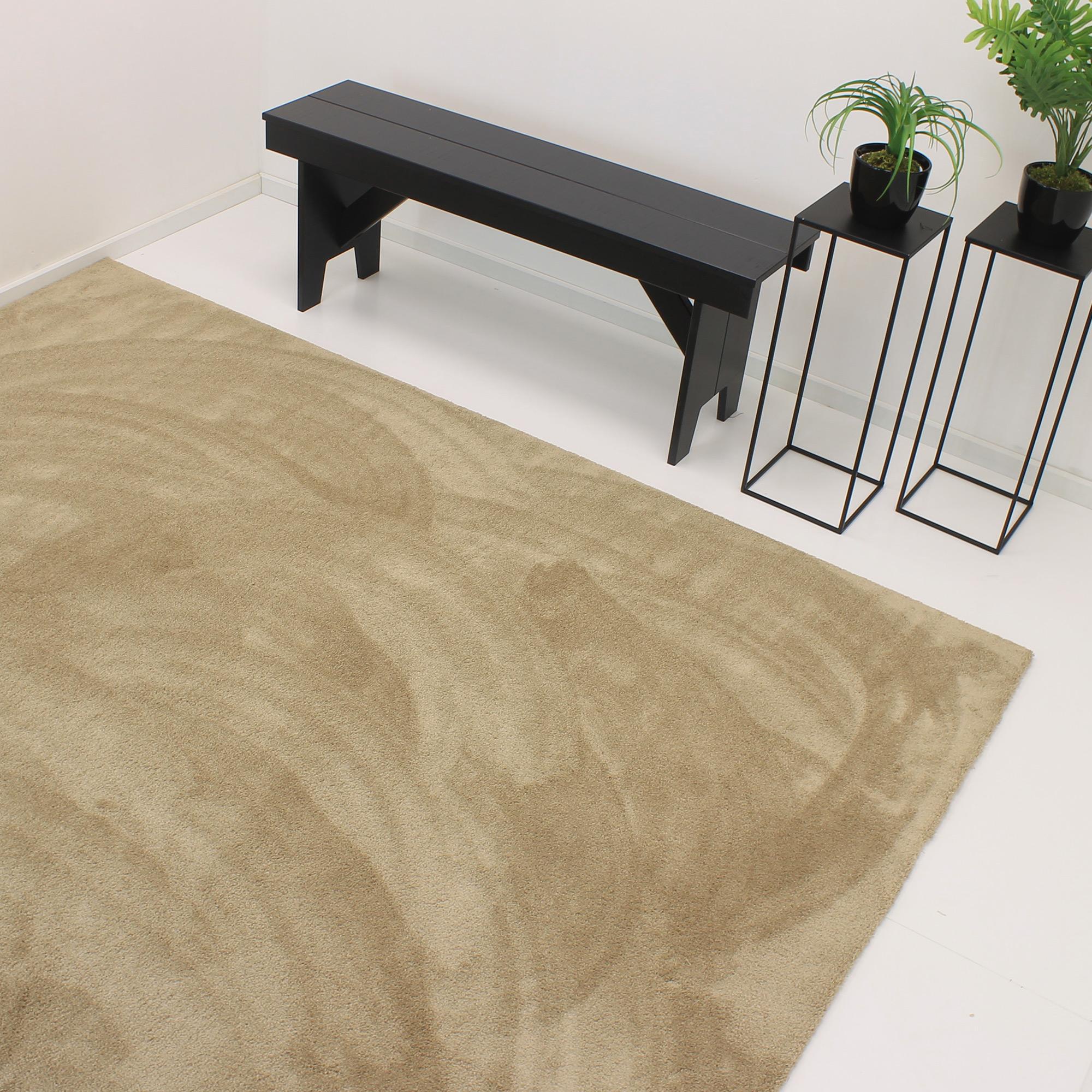 Rond Vloerkleed Xilento Amazing Sand