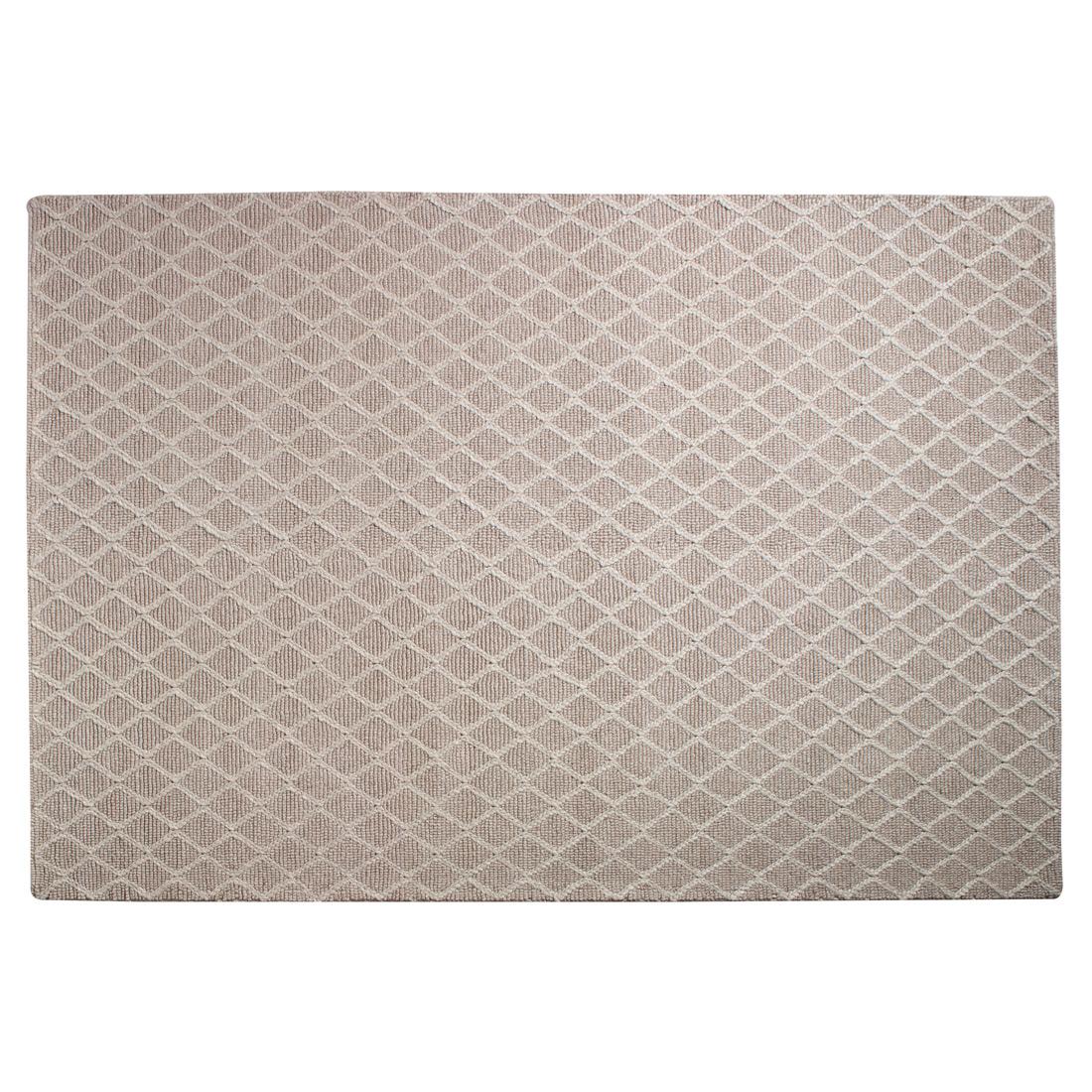 Vloerkleed Xilento Maestro Beige White | 200 x 300 cm