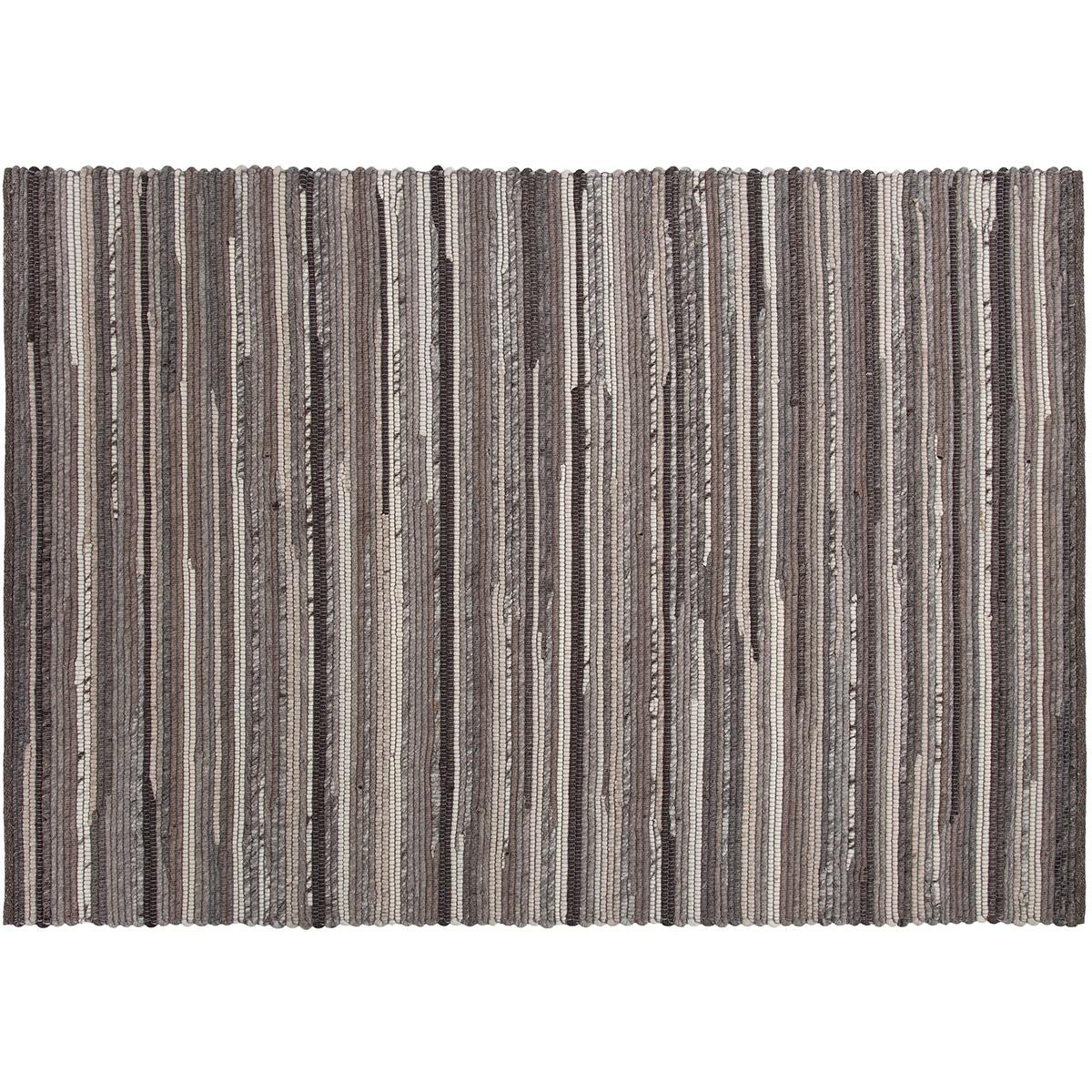 Vloerkleed Brinker Rockwerchter Grey Multi | 200 x 290 cm