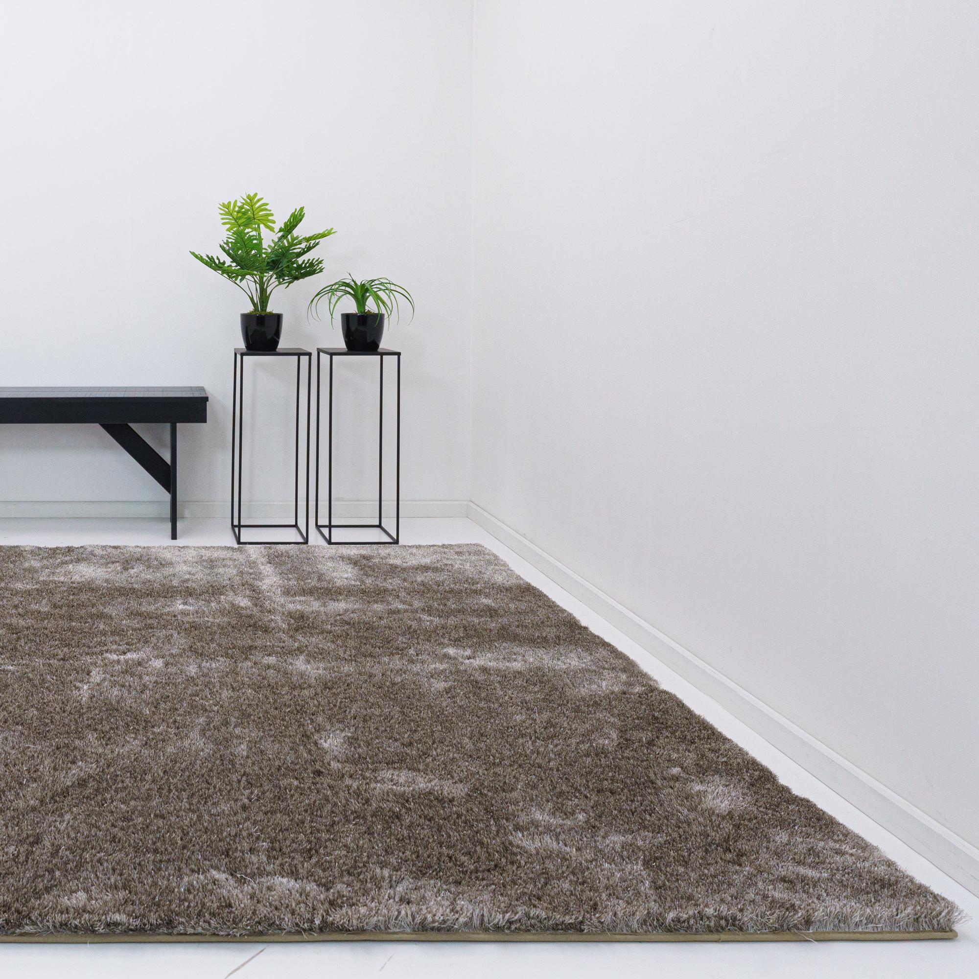 Vloerkleed Xilento Sparkle Brick | 170 x 230 cm