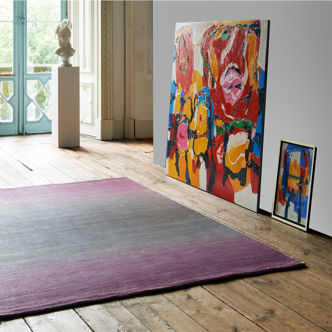 Vloerkleed Xilento Space Powder | 170 x 230 cm