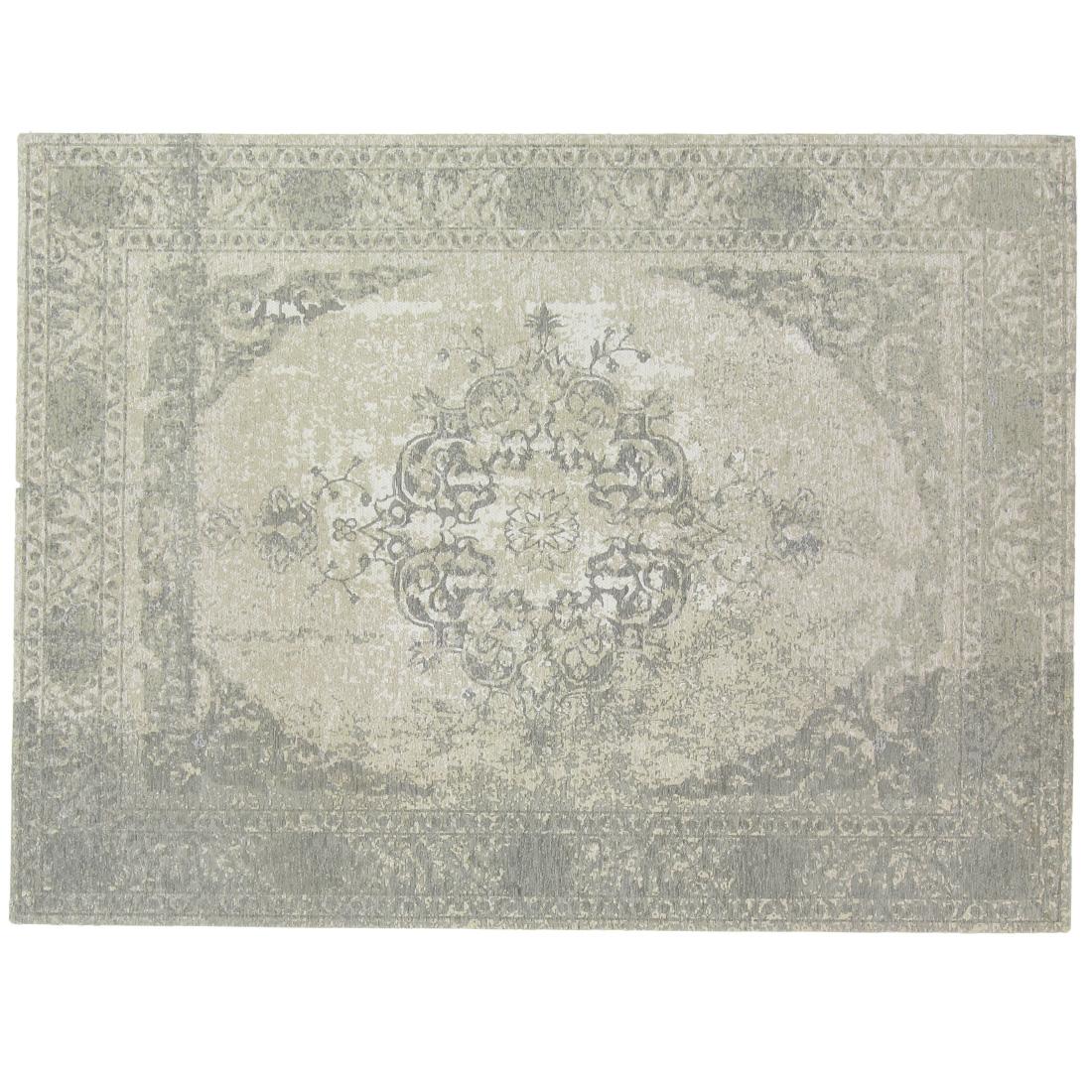 Vloerkleed Brinker Meda Silver | 170 x 230 cm