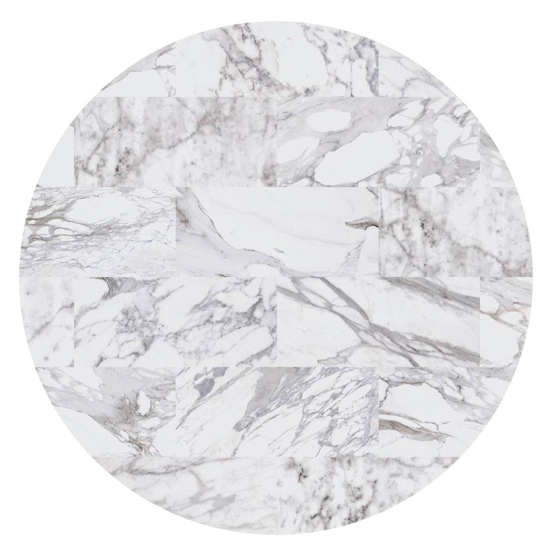 Rond Vloerkleed Desso Sense of Marble 1103