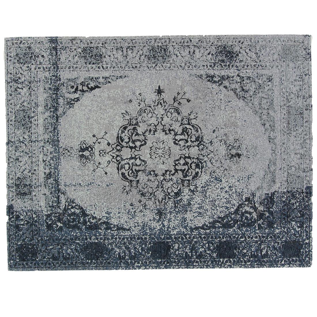Vloerkleed Brinker Meda Denim Blue | 240 x 340 cm