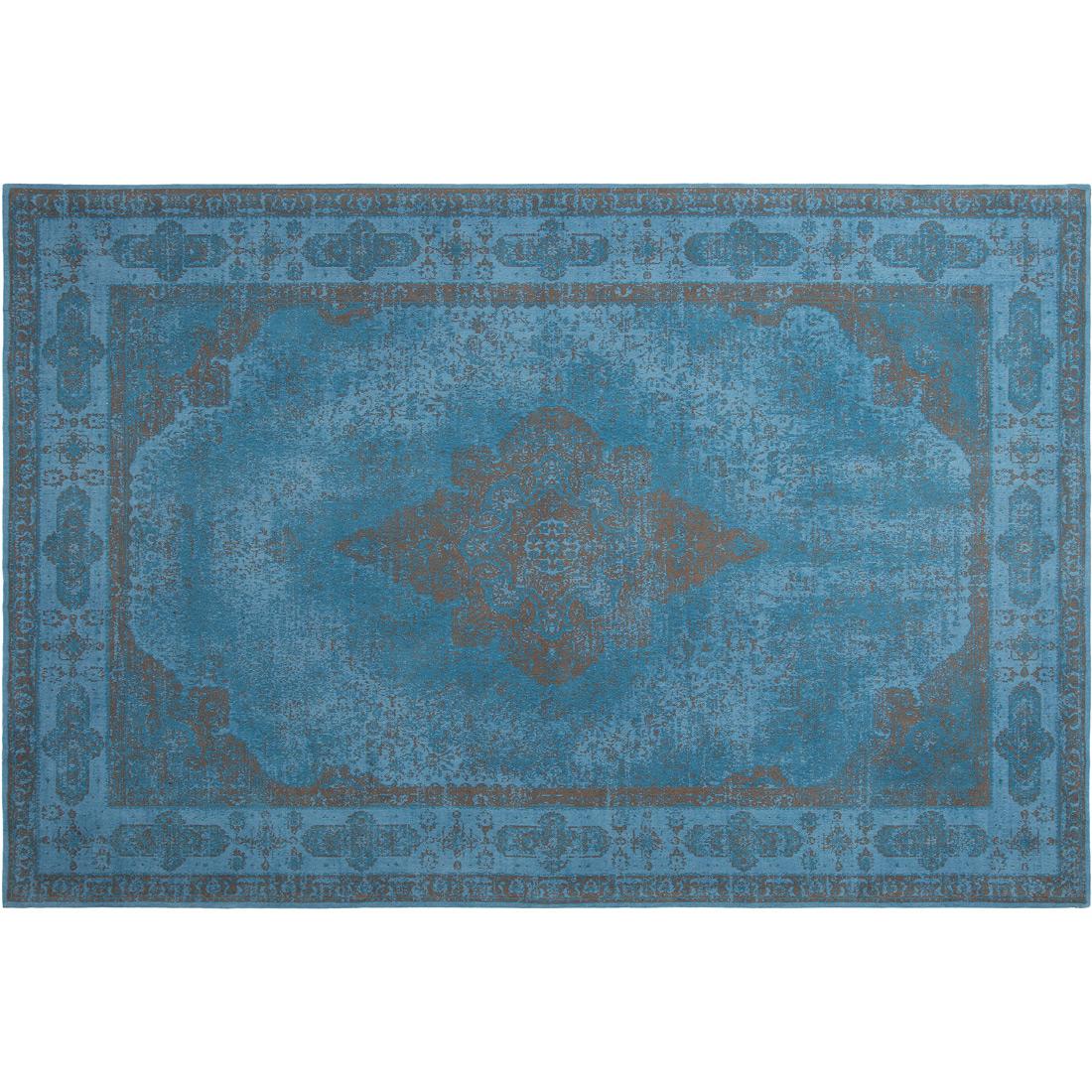 Vloerkleed Xilento Design Azur Blue 1 | 160 x 230 cm
