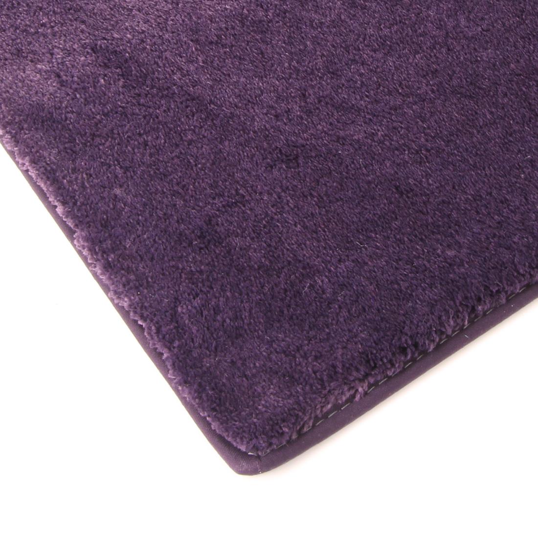 Rond Vloerkleed Xilento Touch Purple (extra zacht)