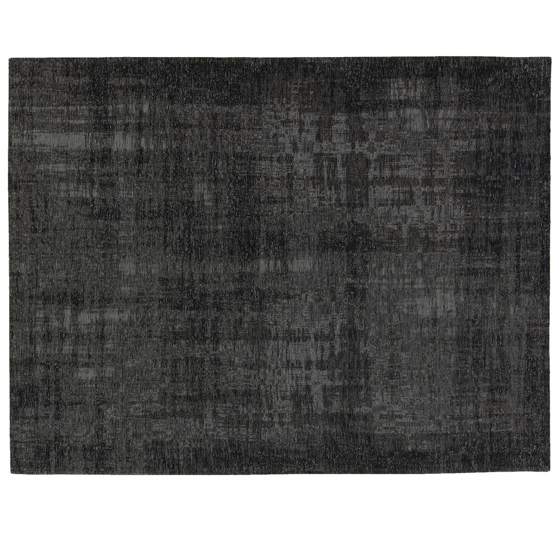 Vloerkleed Brinker Grunge Anthracite | 240 x 340 cm