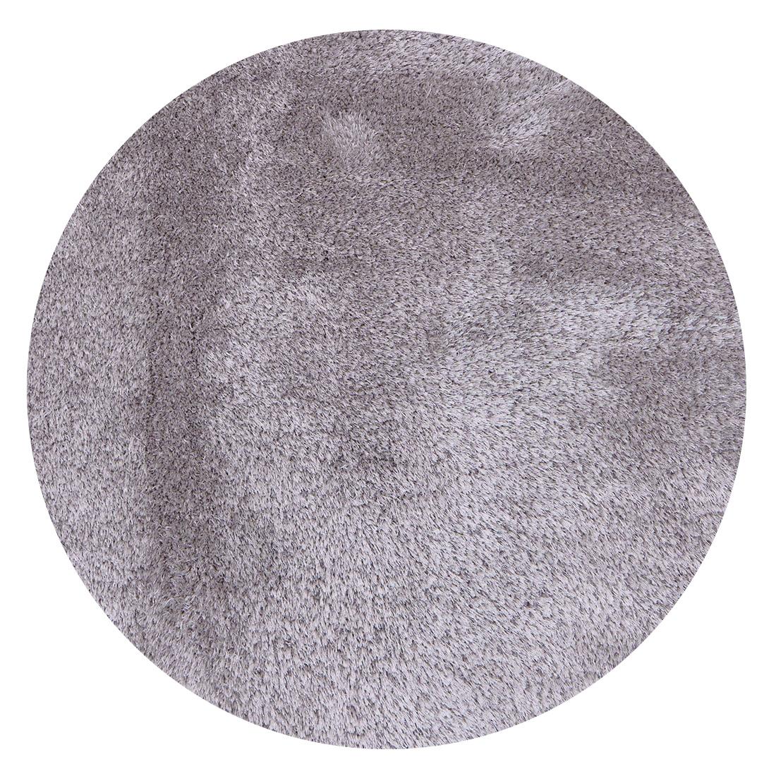 Rond Vloerkleed Xilento Loft Silver