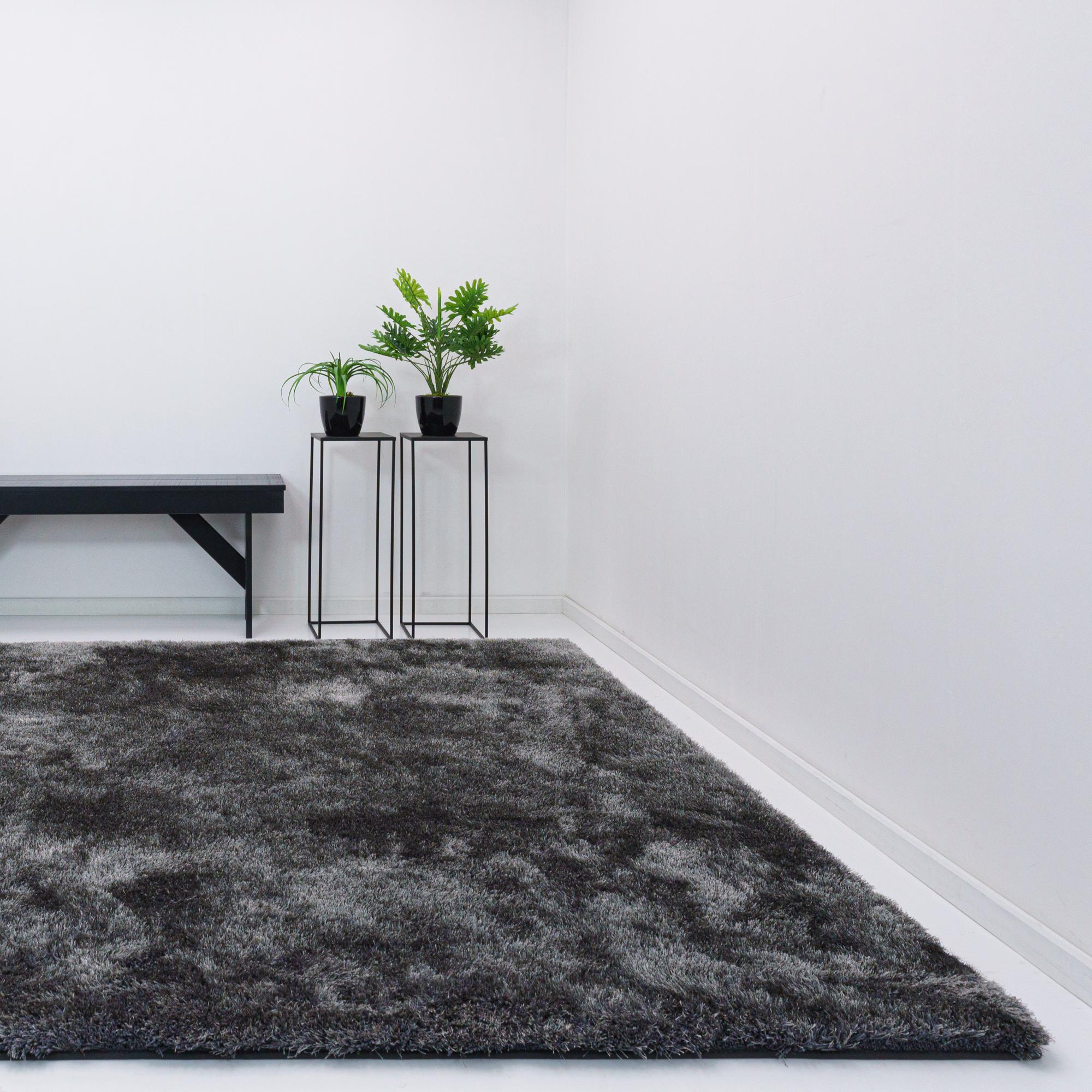 Vloerkleed Xilento Twinkle Concreet | 170 x 230 cm