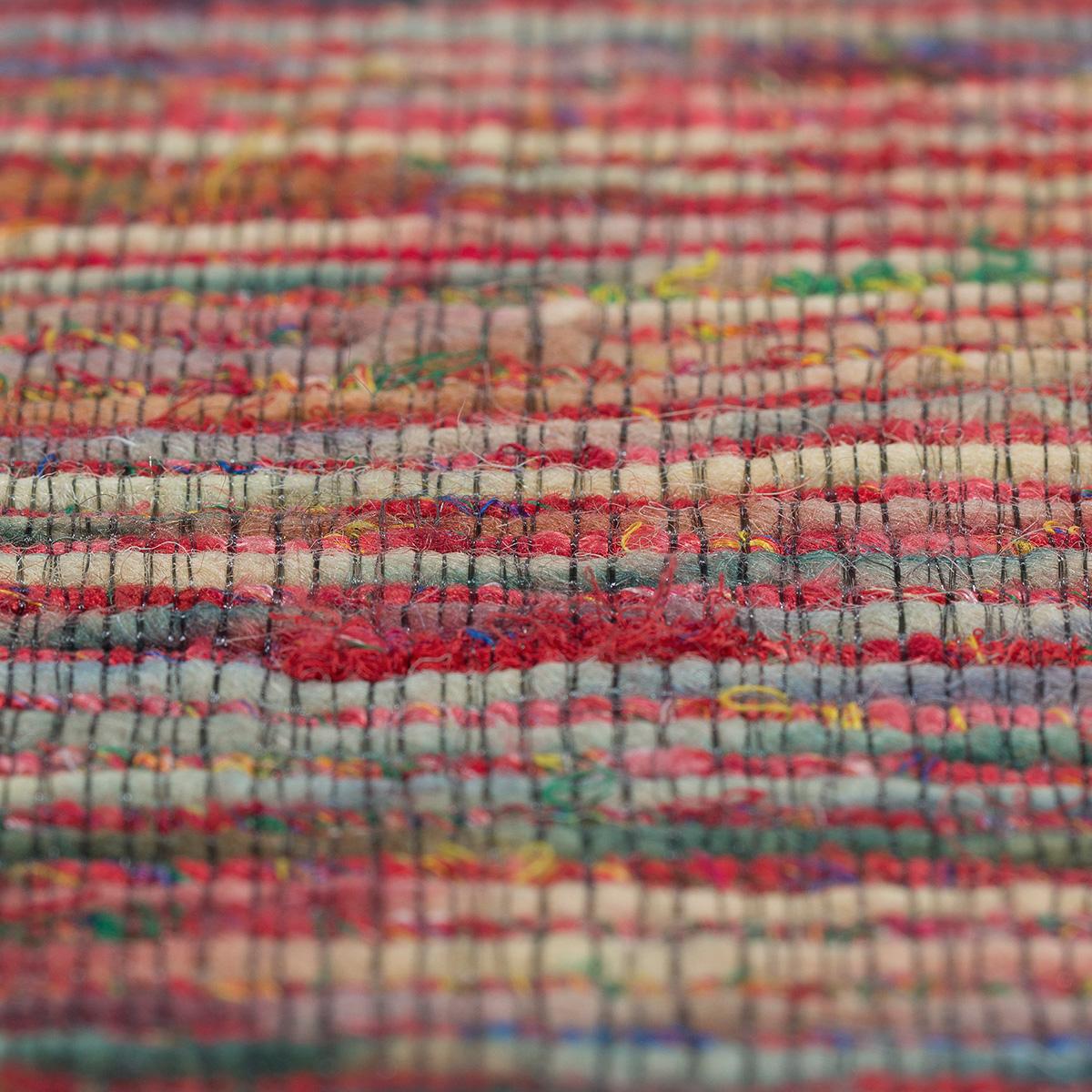 Vloerkleed Brinker Roskilde Red Multi   160 x 230 cm