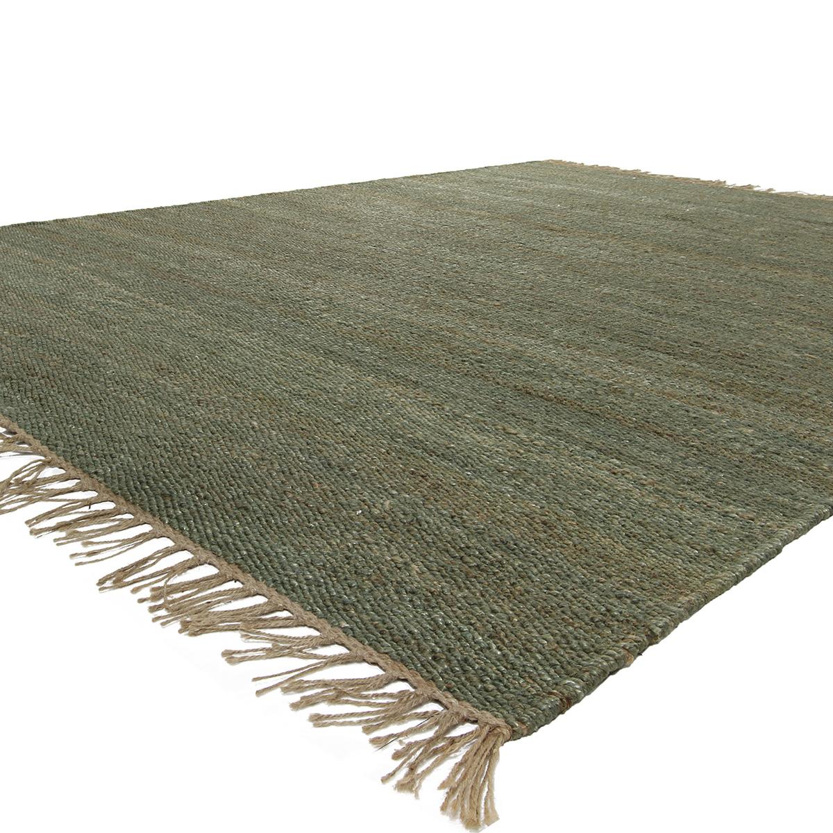 Vloerkleed Brinker Slam Green | 160 x 230 cm