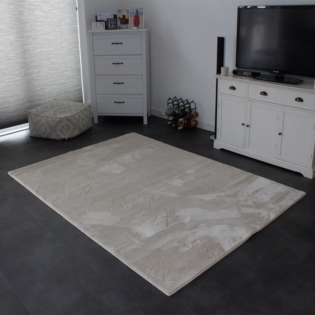 Vloerkleed Xilento Soft Linnen | 200 x 300 cm