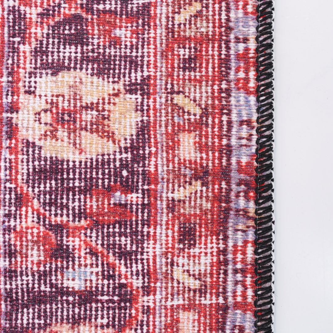 Vloerkleed Xilento Vintage Voice Red   150 x 225 cm