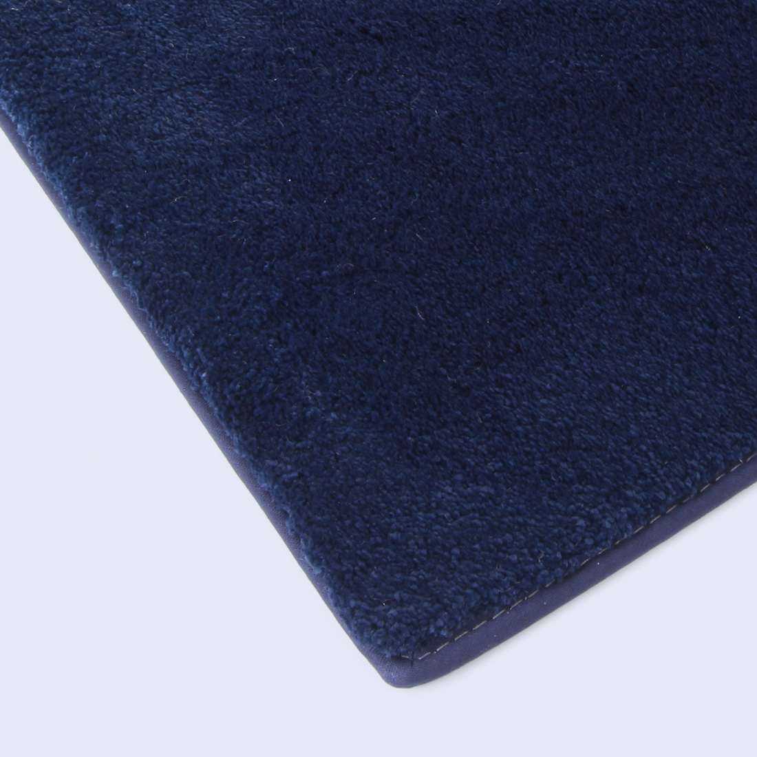 Vloerkleed Xilento Touch Royal Blue (extra zacht)