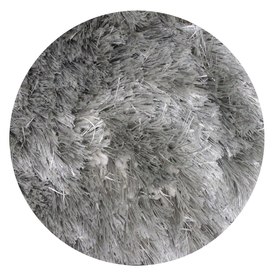 Rond Vloerkleed Four Seasons Silver