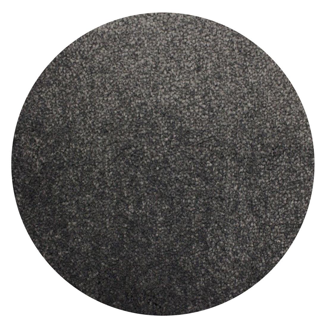 Rond Vloerkleed Xilento Soft Basalt