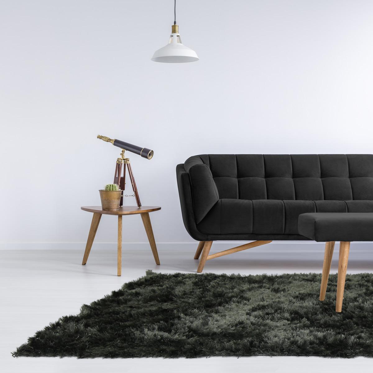 Vloerkleed Xilento Magnifique Classic Green | 170 x 230 cm