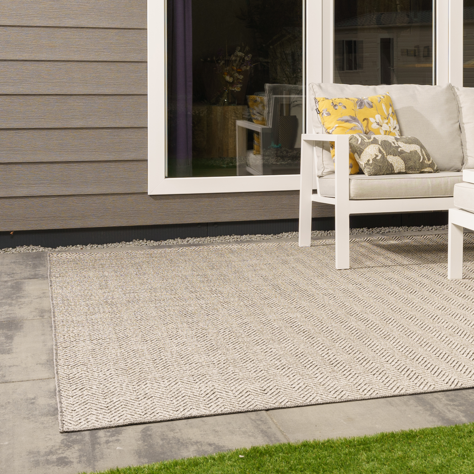 Vloerkleed Xilento Outdoor 4027-17