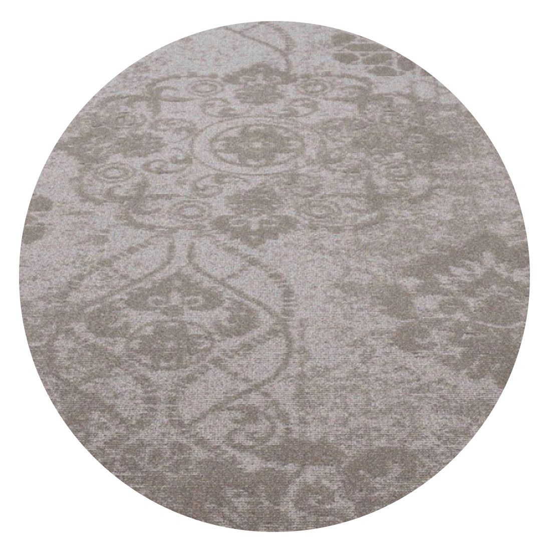 Rond Vintage Vloerkleed Desso Patterns AA17-9526