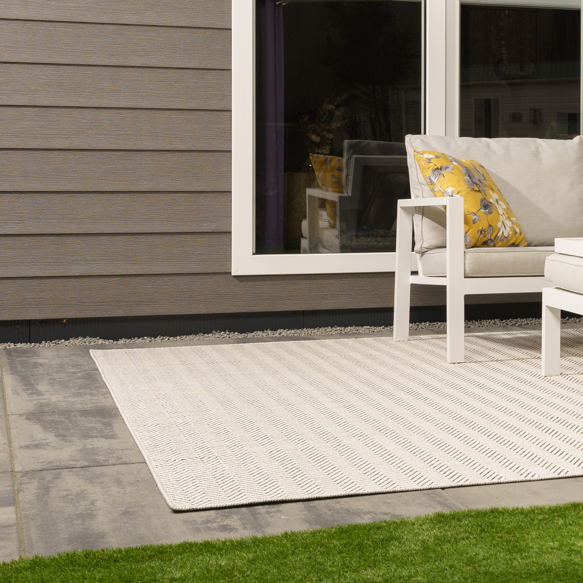 Vloerkleed Xilento Outdoor 4027-12