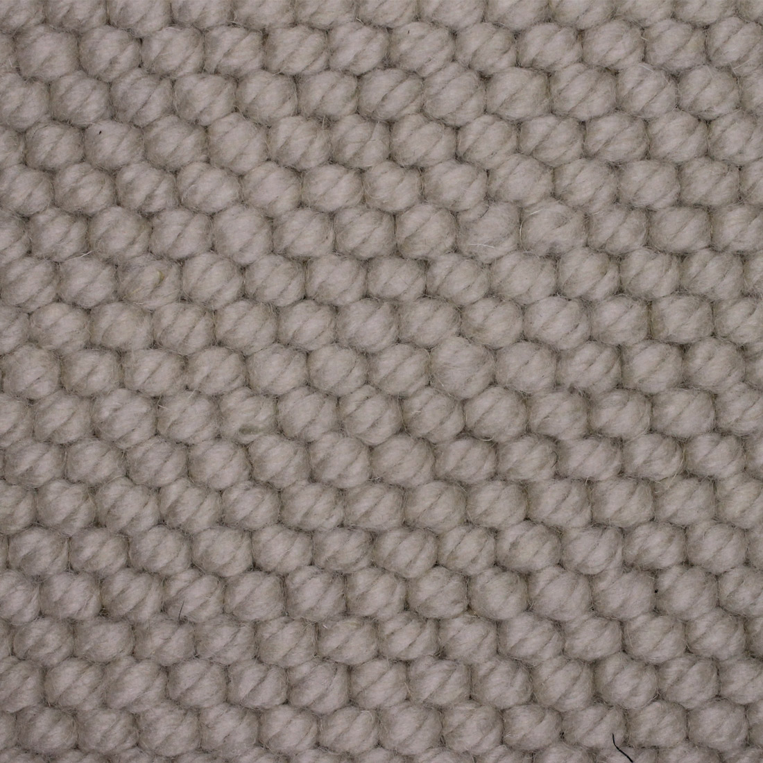 Vloerkleed Nevada Beige 100 % New Zealand Wool