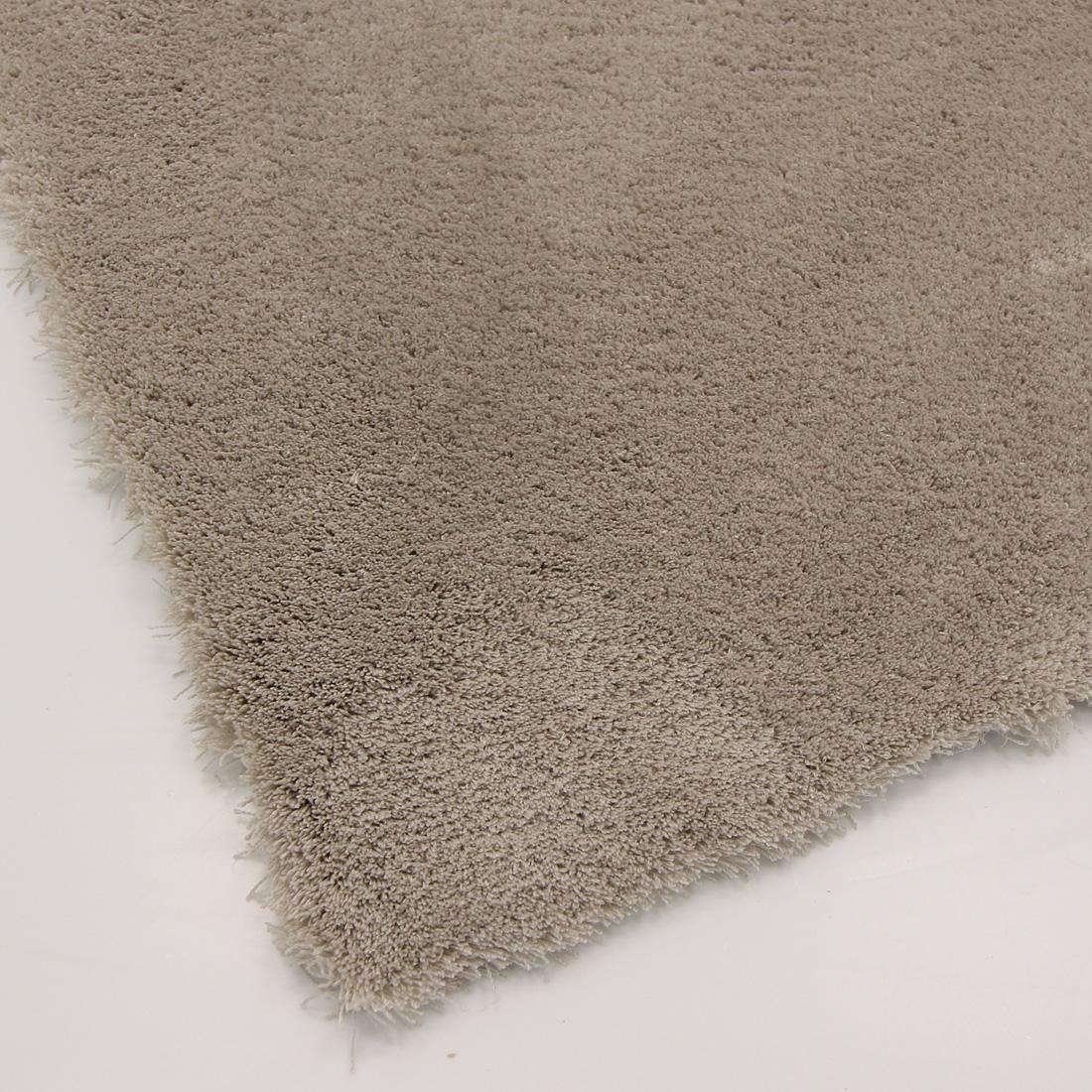 Vloerkleed Xilento Silky Soft Stone | 200 x 300 cm