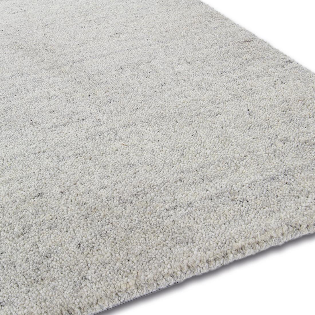 Vloerkleed Brinker Nador Middle Grey | 200 x 300 cm