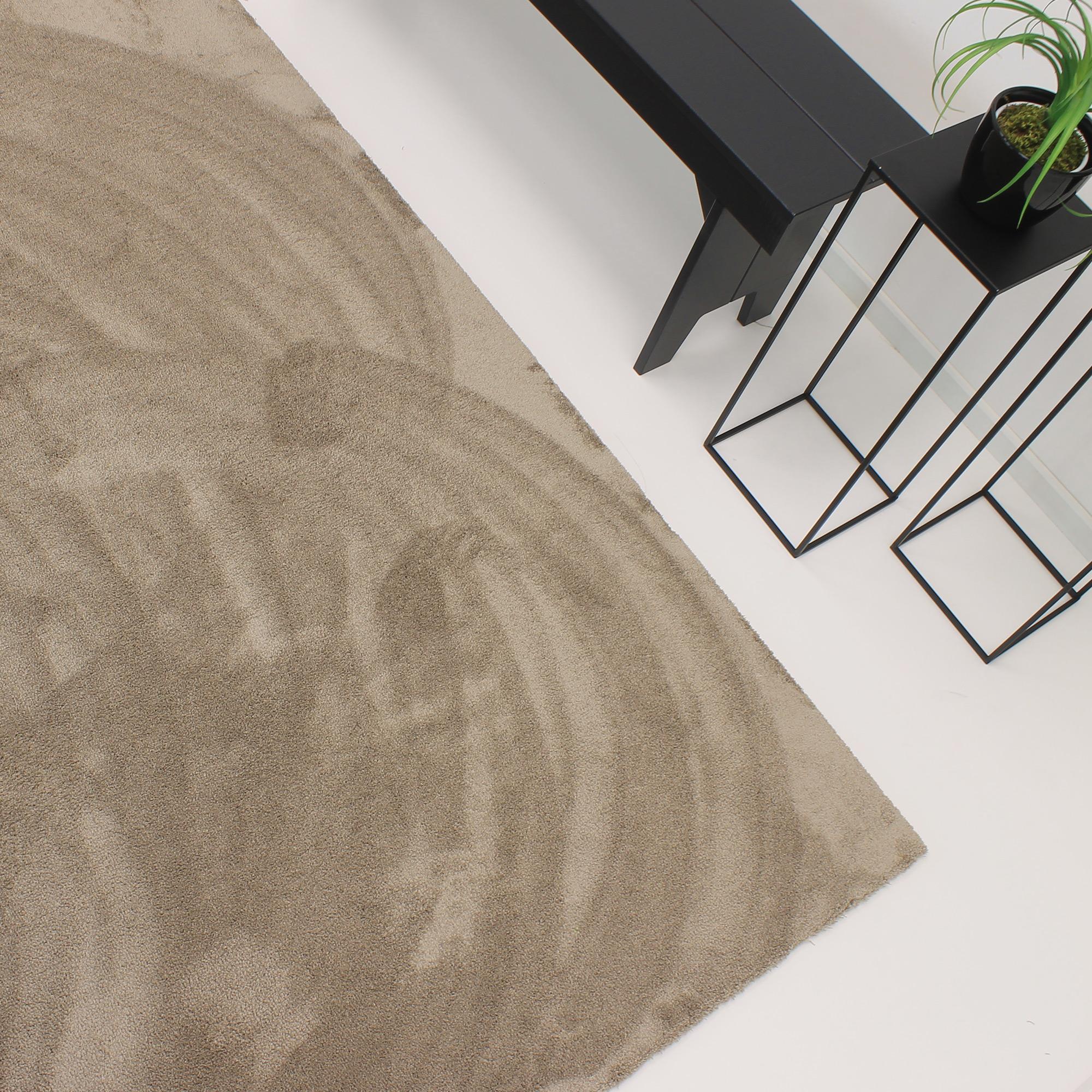 Vloerkleed Xilento Amazing Taupe | 200 x 300 cm