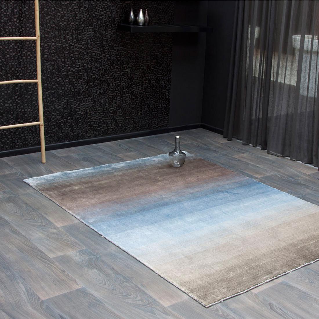 Vloerkleed Xilento Space Ash | 170 x 230 cm