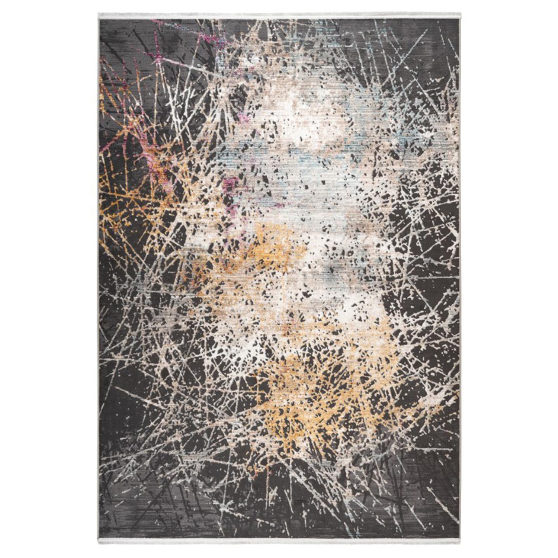 Vloerkleed Lalee Home Artist 501 Multi | 80 x 150 cm