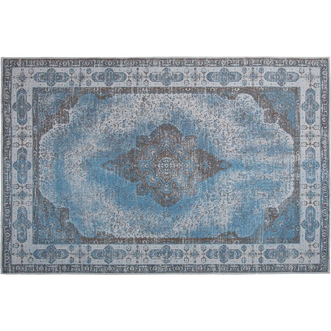 Vloerkleed Xilento Design Azur Blue 2 | 160 x 230 cm