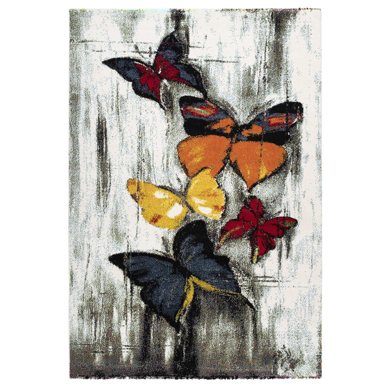 Vloerkleed Lalee Home Espo 310 Butterfly | 80 x 150 cm