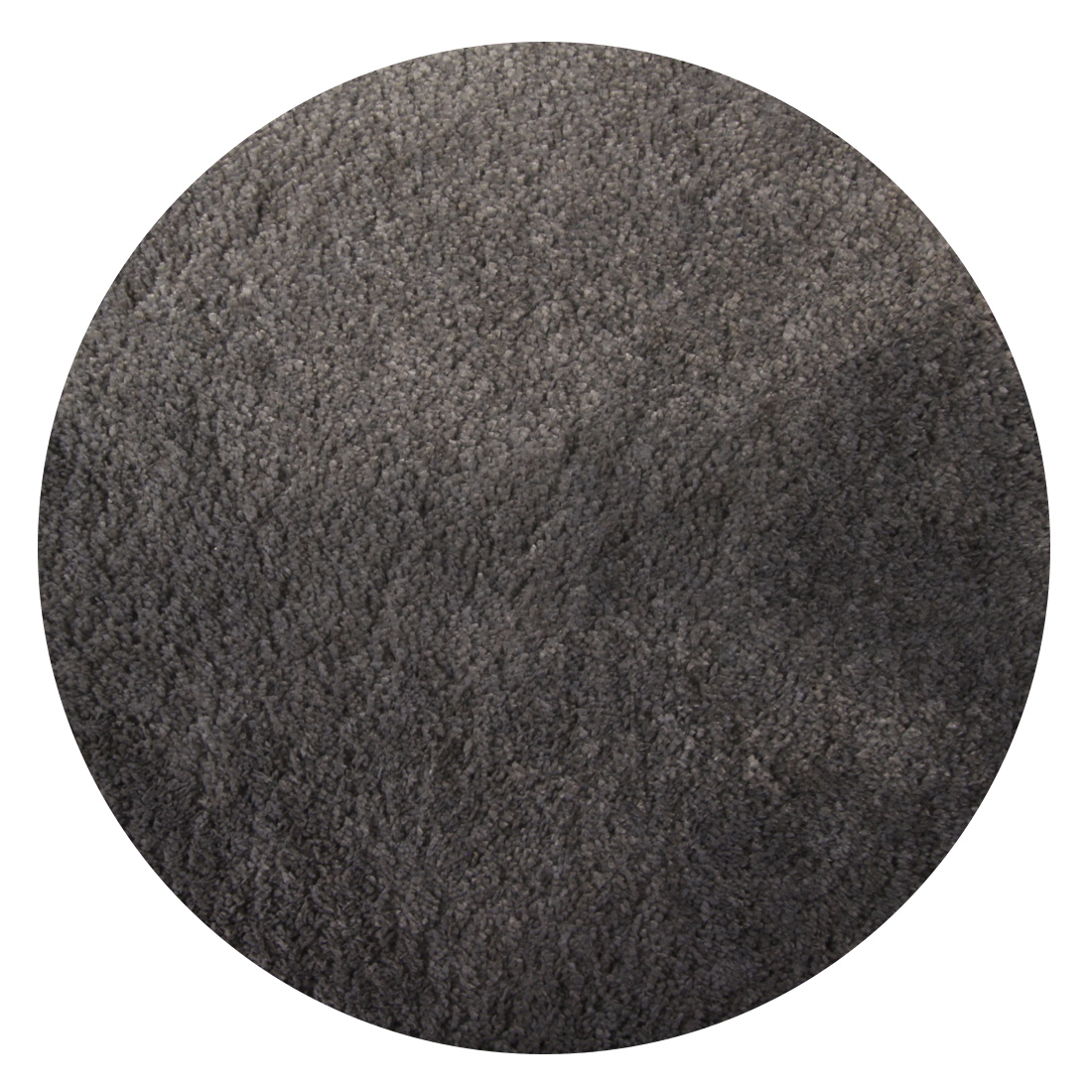 Rond Vloerkleed Xilento Touch Grey Moss (extra zacht)