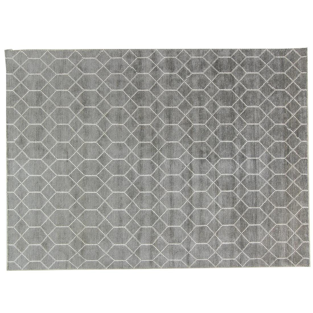 Vloerkleed Brinker Laatz Grey | 240 x 340 cm