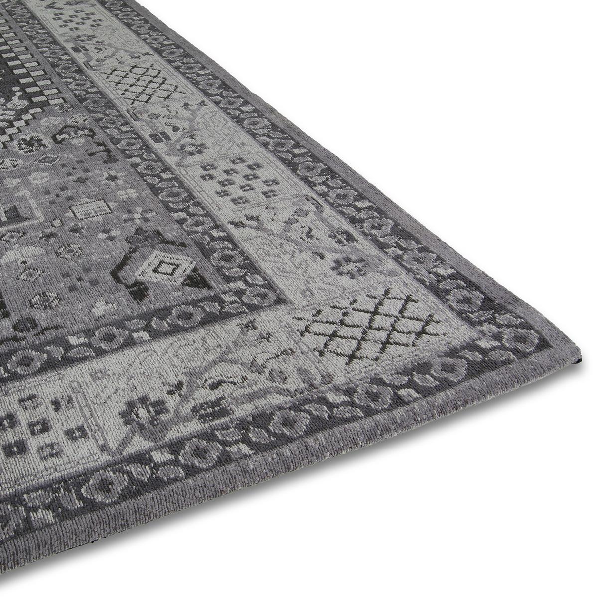 Vloerkleed Brinker Avanti Ash Grey | 200 x 290 cm